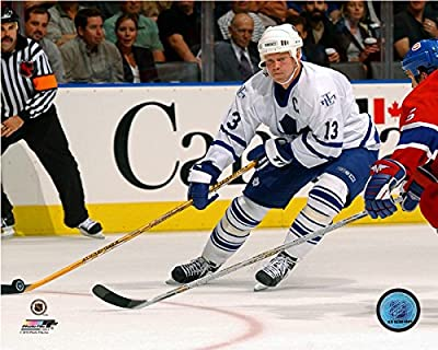 "Mats Sundin Toronto Maple Leafs NHL Action Photo (Size: 8"" x 10"")"