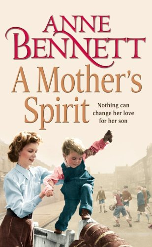 book cover of A Mother\'s Spirit