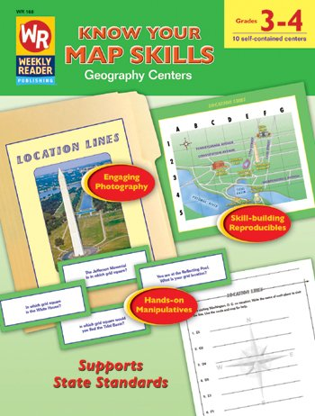 Know Your Map Skills Geography -