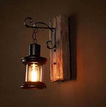 Rustic/Lodge Vintage Country Traditional/Classic Wall Lamps ...
