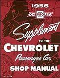 1956 Chevrolet Passenger Car Shop Manual