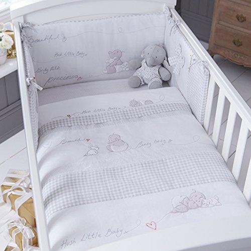 couverture lit bébé Izziwotnot Humphrey'Croquis d'angle 5 pièces 1 Tog Motif Parure de  couverture lit bébé