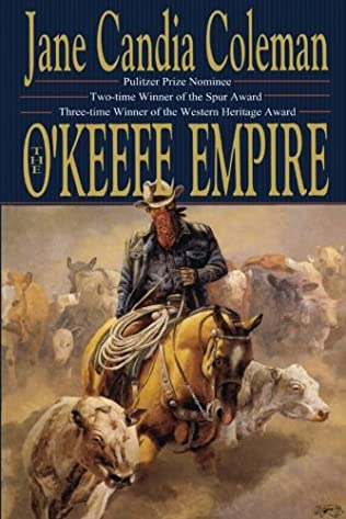 book cover of The O\'Keefe Empire