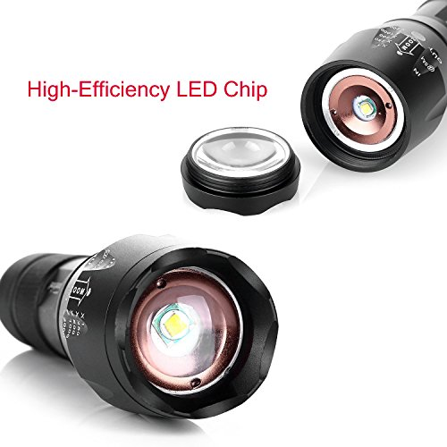 2Pcs-Tactical-Flashlight-Water-Resistant-Military-Grade-Tac-Light-with-5-Modes-Zoom-Function-Ultra-Bright-Torch
