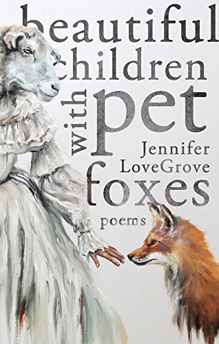 Beautiful Children with Pet Foxes by BookThug