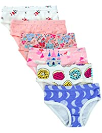 Kids Series Baby Soft Cotton Panties Little Girls'...