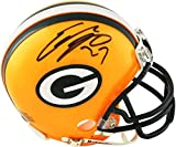 Eddie Lacy Green Bay Packers Autographed Riddell Mini Helmet - Fanatics Authentic Certified - Autographed NFL Mini Helmets