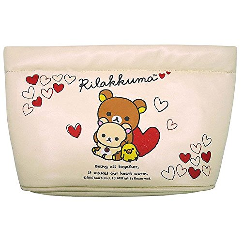 San-X Rilakkuma drive pocket heart is full From Japan New (Funny Things To Dress Up As)