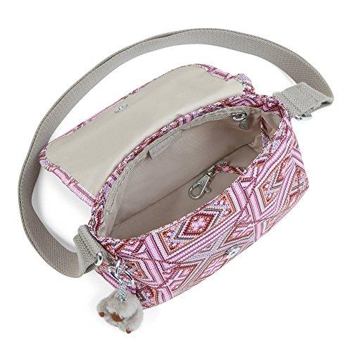 Splashy Alabaster Kipling Sabian Bag Crossbody Mini Maze 5vvwpXqxgr