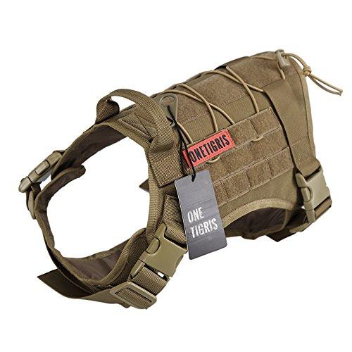 k9 patrol harness - 1