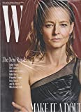 W Magazine October 2016 The New Royals - Jodie Foster & Ethan Hawke