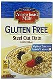Arrowhead Mills Gluten Free Steel Cut Oats, 24-Ounce (Pack of 4)