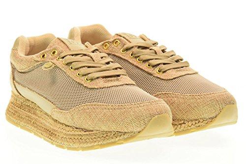Donna Gioseppo Avola Sneaker Basse Beige HvnZaOpS