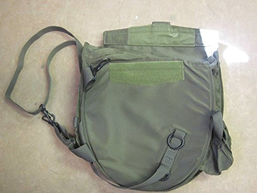 Gas Mask Bag (Gas Mask Carrier Bag / Pouch - US Military Issue - M40/M42 by OGMS)