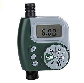 Tq Automatico Digitale Da Giardino Water Timer Irrigazione
