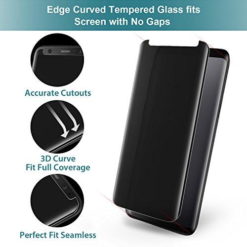 Galaxy S9 Plus Privacy Screen Protector Klearlook Unique