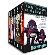 Twisted Beyond Recognition: Delightfully Twisted Tales Box Set - Volumes One through Six
