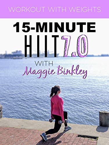 15-Minute HIIT 7.0 with Maggie Binkley Workout (with - Slash Tips