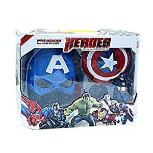 Marvel Avengers Alliance Heroes Union Invincible (Captin America)