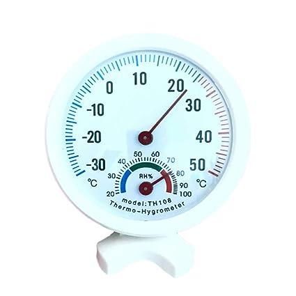 Windy5 Thermomètre intérieur Multifonctionnel hygromètre ...