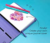 A5 Dotted Journal Insert by Scribbles That Matter - Create Your Own Unique Bujo - Life Organiser - Combine with Coloured Sleeves of Your Choice