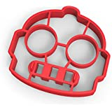 Fred & Friends FUNNY SIDE UP Robot Egg Mold