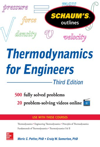 Schaum?s Outline of Thermodynamics for Engineers, 3rd Edition (Schaum's Outlines)