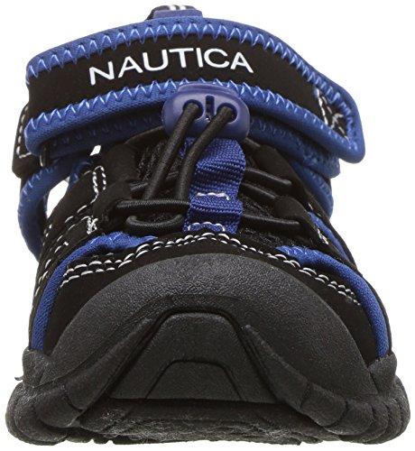 Pictures of Nautica Boys' Wallport Toddler Slip-On Black/ KA5451 6