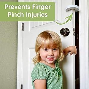 Wittle Finger Pinch Guard – 4pk. Baby Proofing Doors...