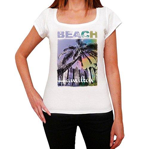 Price comparison product image Hamilton,  Beach Name Palm,  tshirt women,  beach tshirts,  gift tshirt