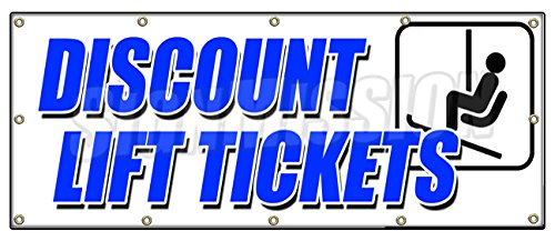 Ski Lift Tickets - 48