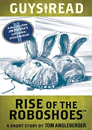book cover of Rise of the RoboShoes