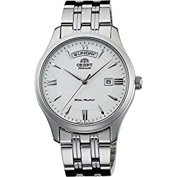 ORIENT watch WORLD STAGE COLLECTION Automatic milky white WV0251EV Men