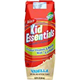 Boost Kids Essentials Nutritionally Complete Drink, Vanilla, 8.25 Fluid Ounce (Pack of 16)