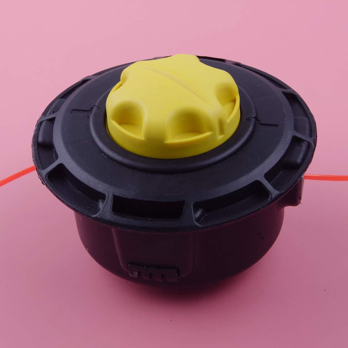 Ryobi Strimmer Mini Bump Feed 2 Line Head Fit for Toro Ryobi Reel