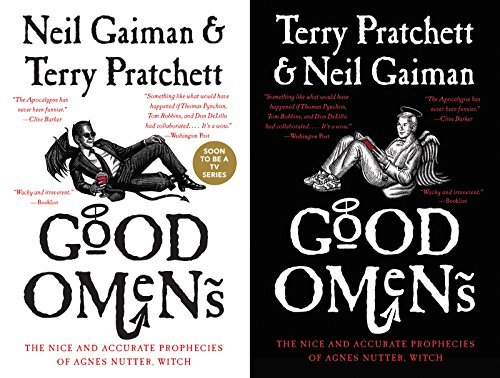 Good Omens: The Nice and Accurate Prophecies of Agnes Nutter, Witch through Neil Gaiman Terry Pratchett(2007-08-07)