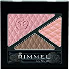 Rimmel Glam 'Eyes Trio Eye Shadow, Spices, 0.15 Fluid Ounce