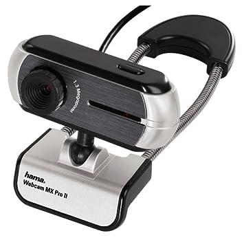 HAMA MX PRO II WEBCAM DRIVERS UPDATE