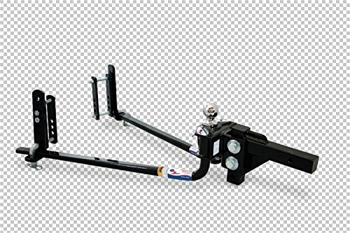 Fastway 94-00-0600 Round Bar Weight Distribution Hitch by Fastway