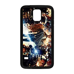 EROYI Doctor Who Design Personalized Fashion High Quality Phone Case For Samsung Galaxy S5