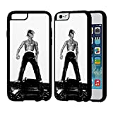 Travis Scott Action Figure Case Cover Your Iphone 6 Plus Case And Iphone 6S Plus Case ( Black Hard Plastic )
