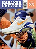 Sneaker Freaker Magazine Issue #39 - Four Different Covers