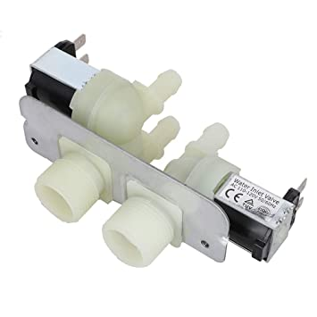 WH13X10029 GE 2 In 3 Out Water Valve Genuine OEM WH13X10029