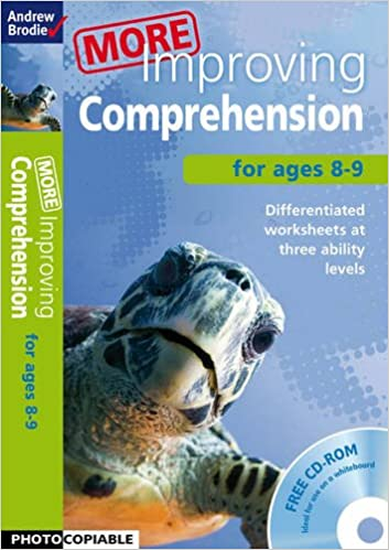 More Improving Comprehension 8-9: Andrew Brodie: 9781408168370 ...