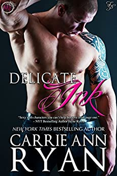 Delicate Ink (Montgomery Ink Book 1) by [Ryan, Carrie Ann]