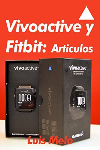 Picture of a Vivoactive y Fitbit Articulos Spanish