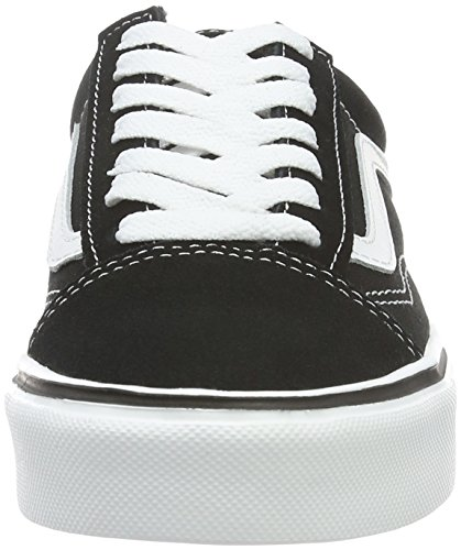 f93e415b2f Vans Old Skool Lite Plus - Zapatillas Unisex adulto Negro (suede canvas  black ...