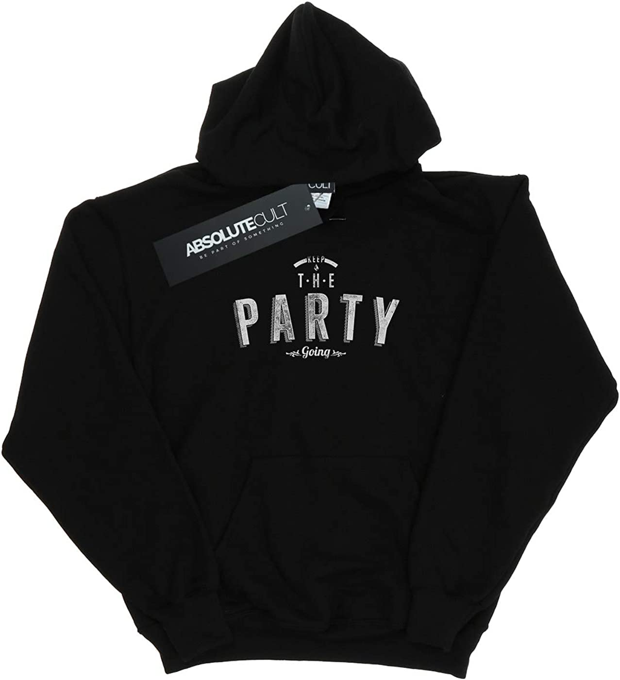 Absolute Cult Drewbacca Girls Keep The Party Going Hoodie
