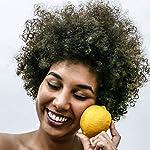 O Naturals Deep Cleansing Lemon & Vitamin B Gel Face Mask. Antioxidant, Fights Acne, Pore Cleansing, Anti-Aging, Oil Control & Moisturizing. w/Hyaluronic Acid, Turmeric & Apple Extract. Vegan. 8 Oz