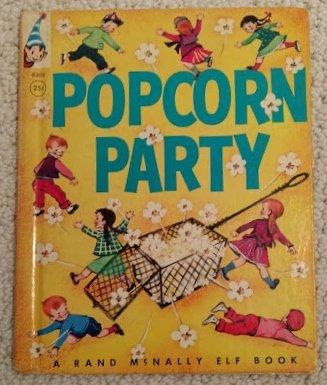 Popcorn Party (Elf Book #8303) (Party Popcorn)